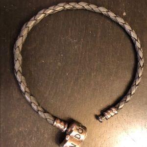 Pandora cable bracelet